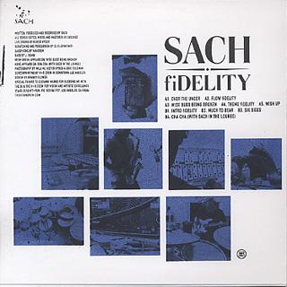 Sach / fiDELITY back