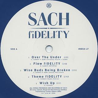 Sach / fiDELITY label