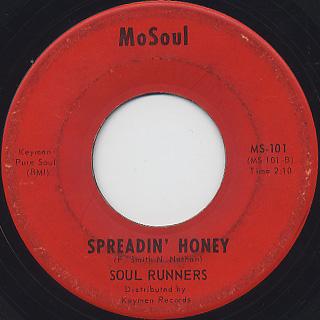 Soul Runners / Grits 'N Cornbread back