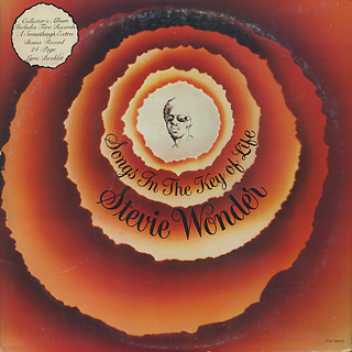 Stevie Wonder / Songs In The Key Of Life