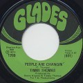 Timmy Thomas / People Are Changin' c/w Rainbow Power-1