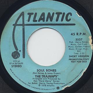 Trammps / Soul Bones back