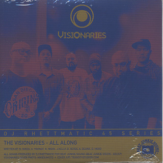 Visionaries / All Along c/w Crown Royale / Stratasphere