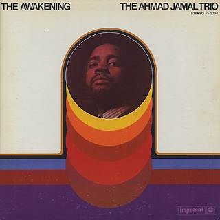 Ahmad Jamal Trio / The Awakening front
