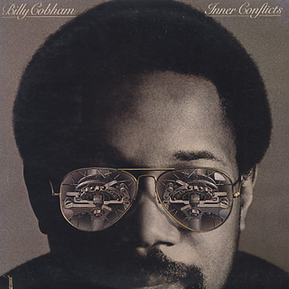Billy Cobham / Inner Conflicts front