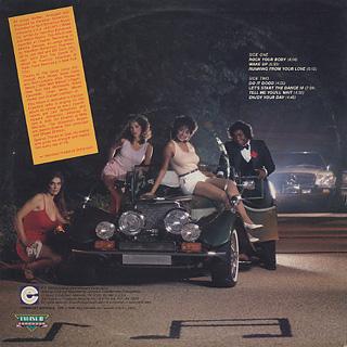 Bohannon / The Bohannon Drive back