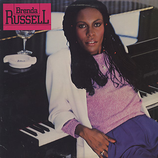 Brenda Russell / S.T. front