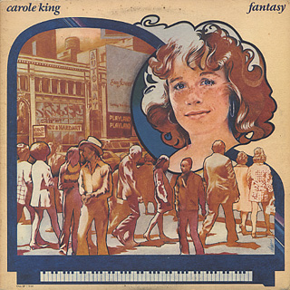 Carole King / Fantasy front