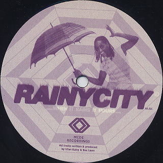 City People / 20 Below / It's All In The Groove back