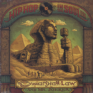 Cymarshall Law & Mr. Joeker / Hip Hop In The Soul 3