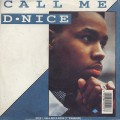 D Nice / Call Me c/w Crumbs On The Table