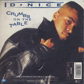 D Nice / Call Me c/w Crumbs On The Table back