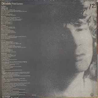 Deodato / First Cuckoo back