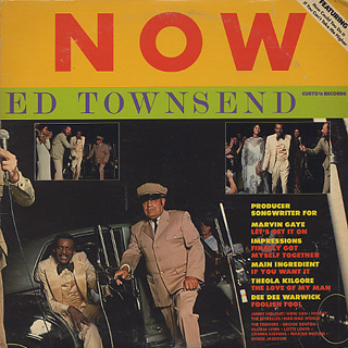 Ed Townsend / Now