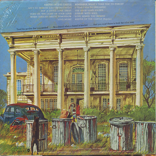 Four Tops / Keeper Of The Castle (Seald) back
