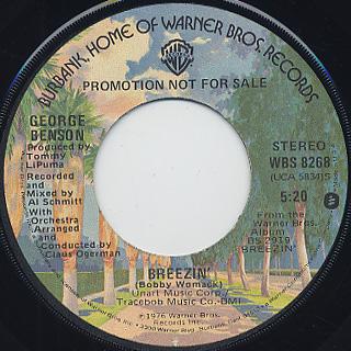 George Benson / Breezin'(7