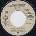 George Benson / Love x Love (7