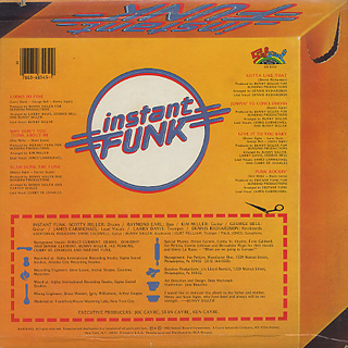 Instant Funk / Looks So Fine back