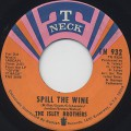 Isley Brothers / Spill The Wine c/w Take Inventory-1