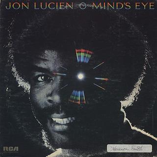 Jon Lucien / Mind's Eye