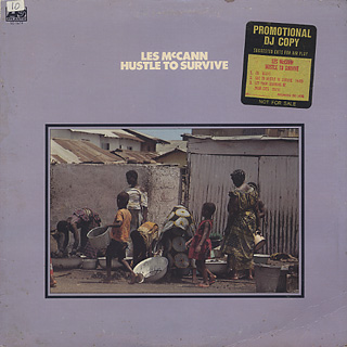 Les McCann / Hustle To Survive