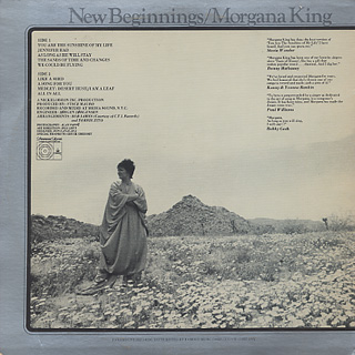 Morgana King / New Beginnings... back