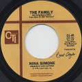 Nina Simone / The Family c/w That's All I Want From You