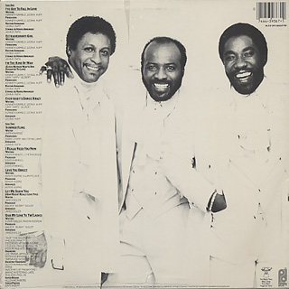 O'Jays / Love And More back