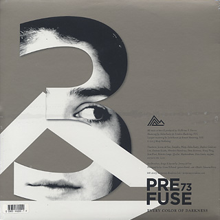 Prefuse 73 / Every Color Of Darkness back