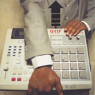 Q-Tip / Gettin' Up c/w Move front