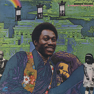 Reuben Wilson / A Groovy Situation front
