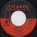 Roberta Flack / Feel Like Makin' Love (45)