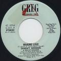 Sammy Gordon / Making Love (7