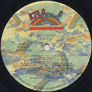 Skyy / Skyyport label