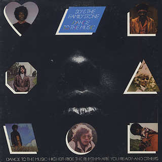 Sly and The Family Stone / Dance To The Music