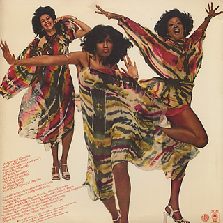 Three Degrees / Standing Up For Love back