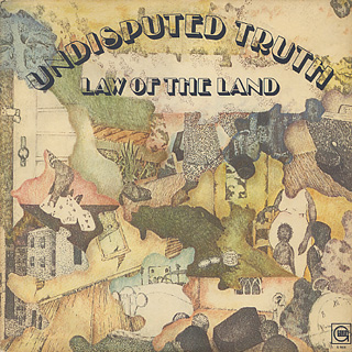 Undisputed Truth / Law Of The Land