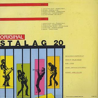 V.A. / Original Stalag 20 back