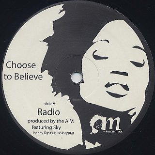 A.M feat.Sky / Choose To Believe
