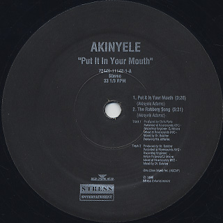 Akinyele / Put It In Your Mouth