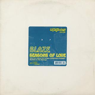 Blaze / Seasons Of Love