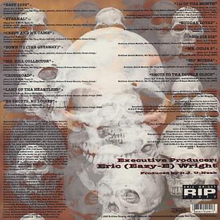 Bone Thugs-N-Harmony / E. 1999 Eternal back
