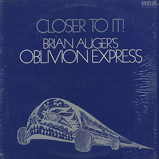 Brian Auger's Oblivion Express - Voices Of Other Times