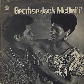 Brother Jack McDuff / The Natural Thing