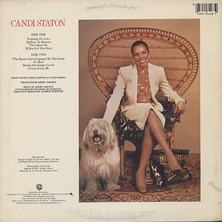 Candi Staton / S.T. back