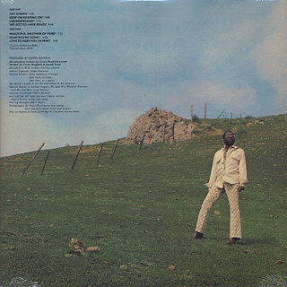 Curtis Mayfield / Roots back