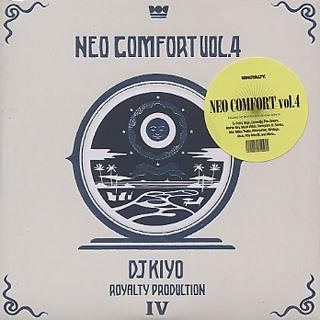 DJ Kiyo / Neo Comfort 4 (CD)