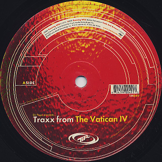 DJ Pope / Traxx From The Vatican IV