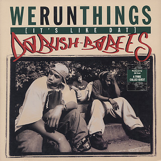 Da Bush-Babees / We Run Things (It's Like Dat)