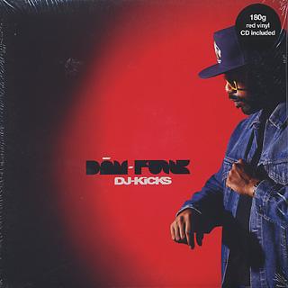 Dam Funk / DJ Kicks